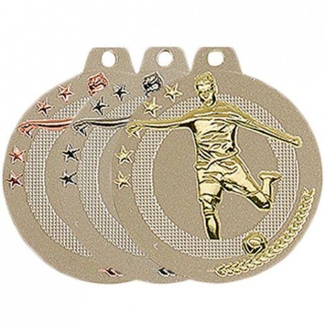 Médaille Football 50 mm France Sport