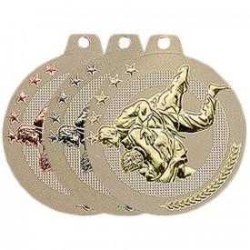 Médaille Judo 50 mm France Sport