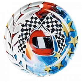 Médaille Céramique Sport mécanique 70 mm - France Sport F_NA08