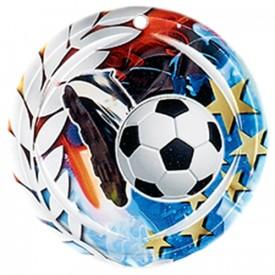 Médaille Céramique Football 70 mm - France Sport F_NA14