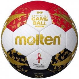 Ballon HX3300 IHF Mondial Egypte 2021 - Molten MHE-HX3300