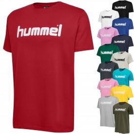 T-shirt cotton Logo HMLGO - Hummel 203513