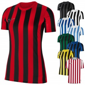 Maillot Striped Division IV MC Femme - Nike N_CW3816