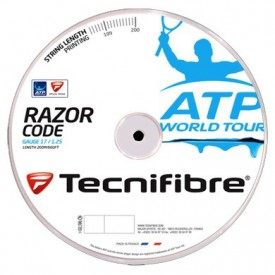 Bobine Razor Code 200m - Tecnifibre 04RRAZ