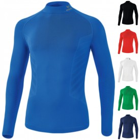 Maillot Fonctionnel col montant Longsleeve Athletic Erima