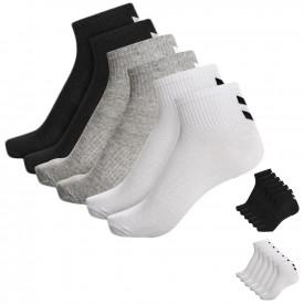 Lot de 6 paires de chaussettes mid HMLChevron - Hummel H_213252