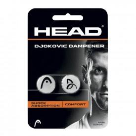 Antivibrateur Djokovic Dampener - Head 285704-WH