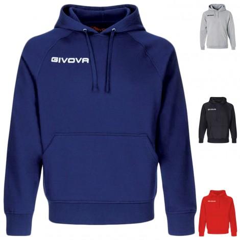 Sweat à capuche Felpa Con New Givova
