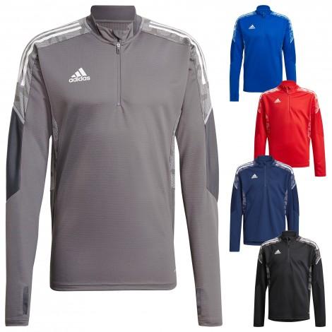 Sweat d'entraînement 1/4 zip Condivo 21 Adidas