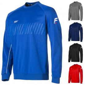 Sweat col rond Action - Force XV F34ACTION