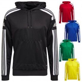 Sweat à capuche Squadra 21 - Adidas A_GK9548