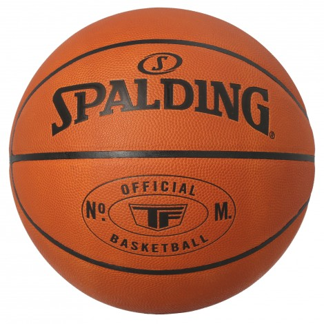 Ballon officiel Model TF Leather Spalding