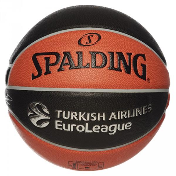 Ballon officiel Euroleague Legacy TF-1000 Spalding