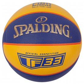 Ballon TF-33 Gold IN/OUT Spalding