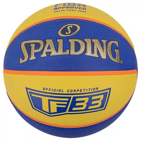 Ballon TF-33 Gold Outdoor Spalding