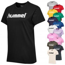 T-shirt cotton Logo HMLGO Femme - Hummel 203518