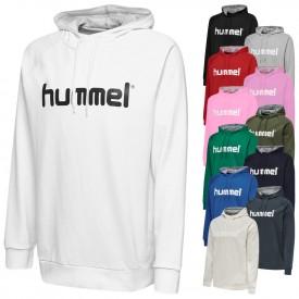 Sweat à capuche cotton Logo HMLGO - Hummel 203511
