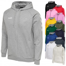 Veste à capuche cotton HMLGO - Hummel 204230
