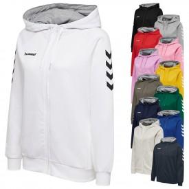 Veste à capuche cotton HMLGO Femme - Hummel 204232