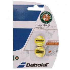 Antivibrateur Loony Damp x2 Roland Garros - Babolat 700036