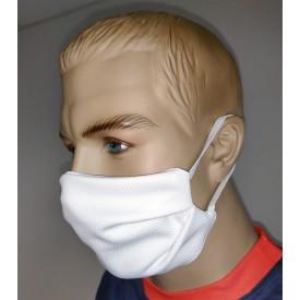 Masque Oxygen Blanc - 50 lavages - Ixome OXYGEN-BLANC