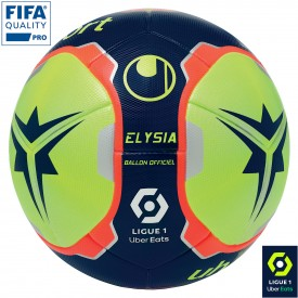 Ballon Officiel Elysia Ligue 1 - Uhlsport 1001735012021