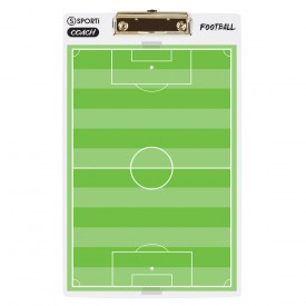Plaquettes Coach 3D Football - Sporti S_063200