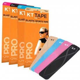 KT Tape Pro Fast Pack - KT Tape K_KTPROFP