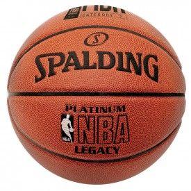 Ballon NBA Platinum Legacy FIBA Spalding