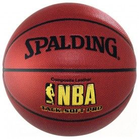 Ballon NBA Tacksoft Pro Jr femme Spalding