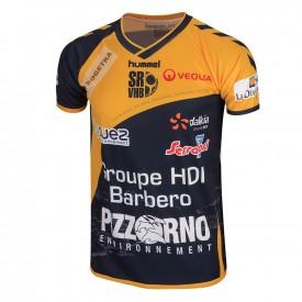 Maillot Saint Raphael Handball Domicile 2016/2017 - Hummel 499SRVHBMD16