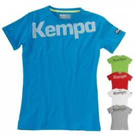 T-shirt Core Logo Femme