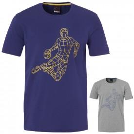 Tee-shirt Polygon Player