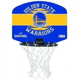 Panier de basket Miniboard State Warriors - Spalding 3001588012117