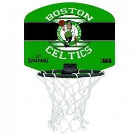 Panier de basket Miniboard Boston Celtics - Spalding 3001588013617