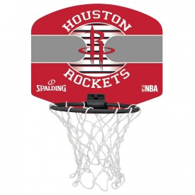 Panier de basket Miniboard Houston Rockets - Spalding 3001588014117