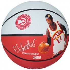 Ballon NBA Player Dennis Schroeder - Spalding 3001586012117