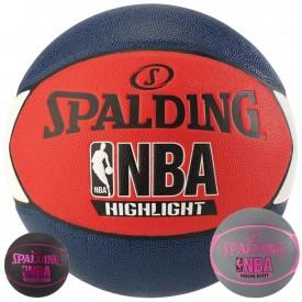 Ballon NBA Highlight Femme - Spalding 3001550029716