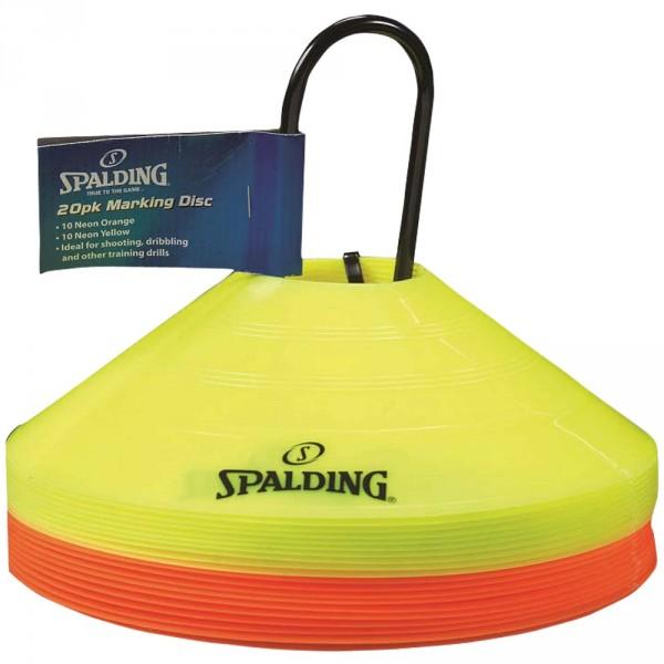 Disques de marquage (par 20) Spalding