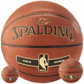 Ballon NBA Gold