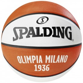 Ballon EL Team Olimpia Milano - Spalding 3001514013217