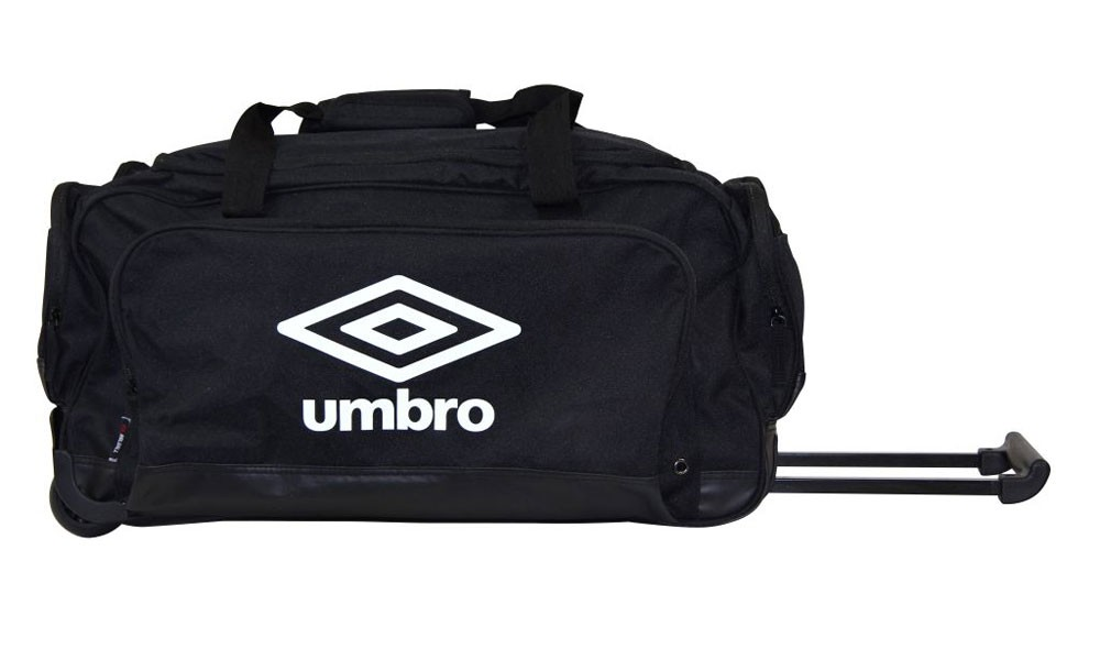 sac roulettes wheeled holdall 60 litres umbro integral football. Black Bedroom Furniture Sets. Home Design Ideas