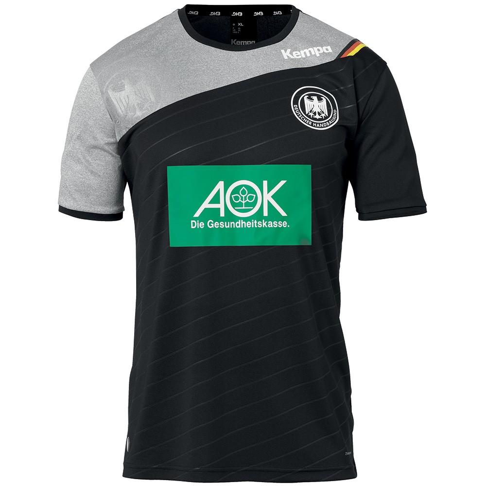 maillot handball officiel allemagne ext rieur 2017 2018 kempa
