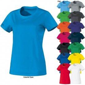 Tee-shirt Team Femme