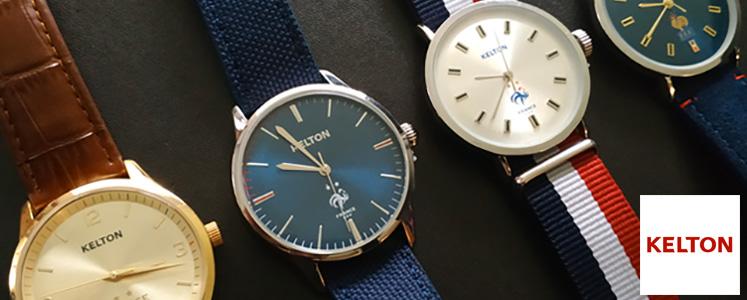 Marque de montre Kelton