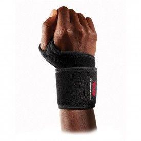 Maintien poignet avec double bande Velcro